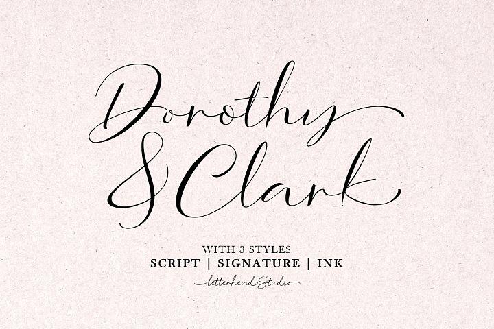 Dorothy Clark Script