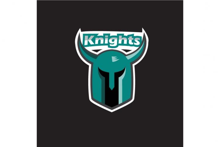 Kinght Mascot