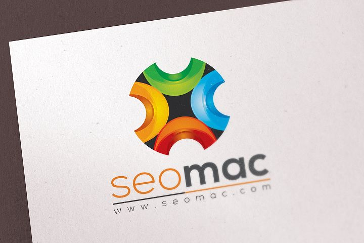 3D Abstract Logo Template
