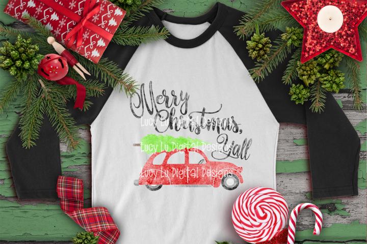 CHRISTMAS - Merry Christmas Yall