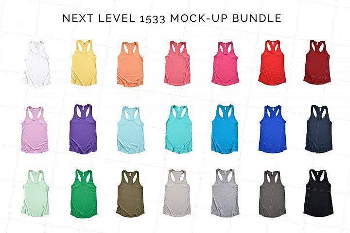 Next Level 1533 Mock-up Bundle