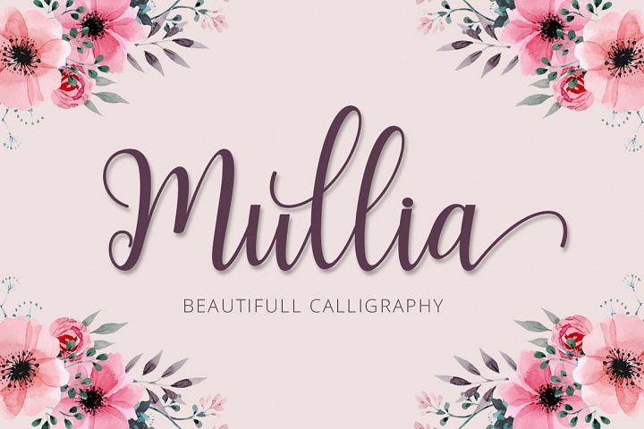 Mullia Script