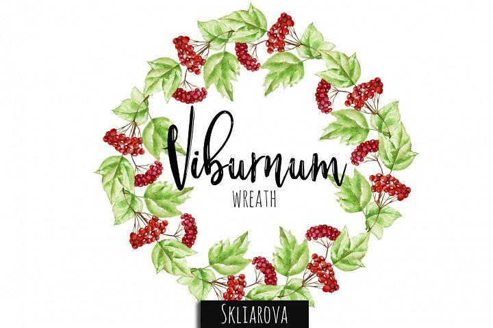 Viburnum Wreath