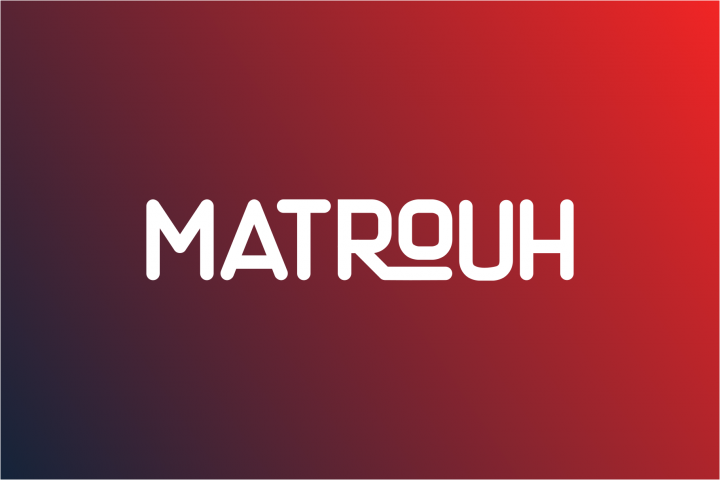 Matrouh Display font