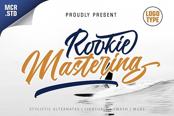 Rookie Mastering
