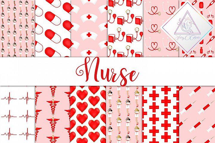 Nurse Digital Paper