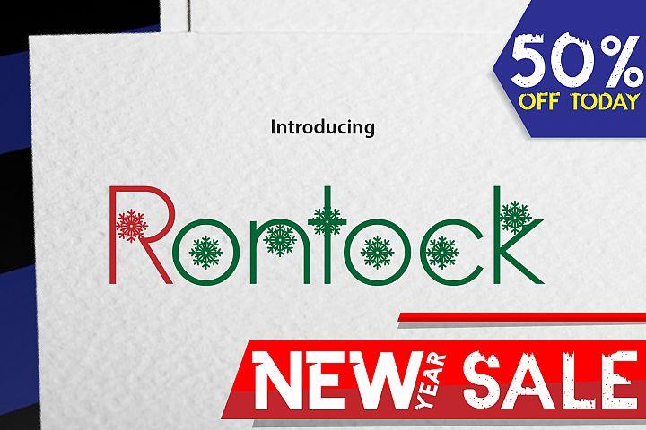 Rontock