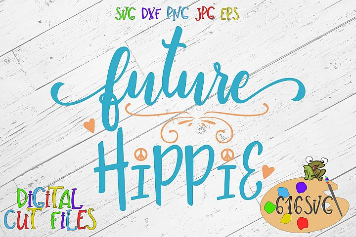 Future Hippie SVG
