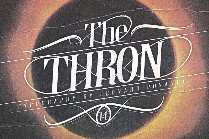 Thron Font