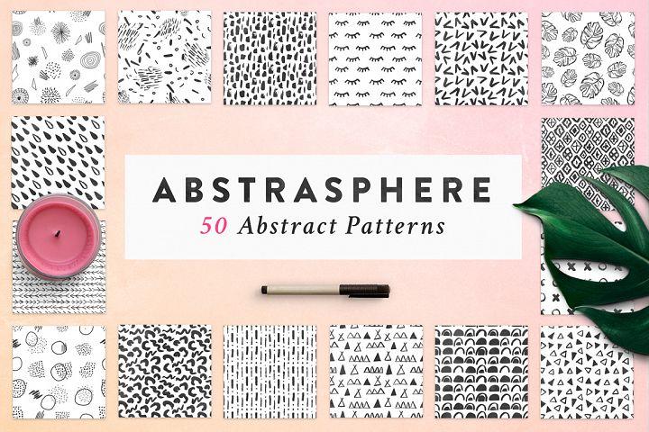 50 Atmosphere Seamless Patterns