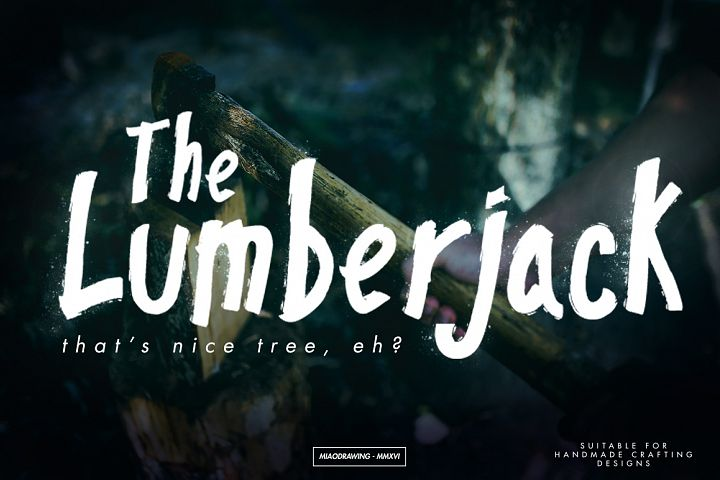Pinebrick Typeface - Free Font of The Week Design1