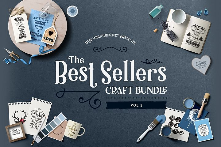 The Best Sellers Craft Bundle 3 Cover