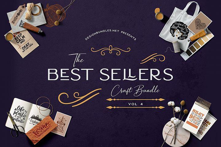 Best Sellers Craft Bundle Volume 4