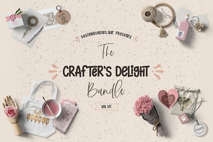 The Crafters Delight Bundle VII