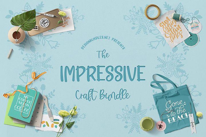 The Impressive Craft Bundle Free Download