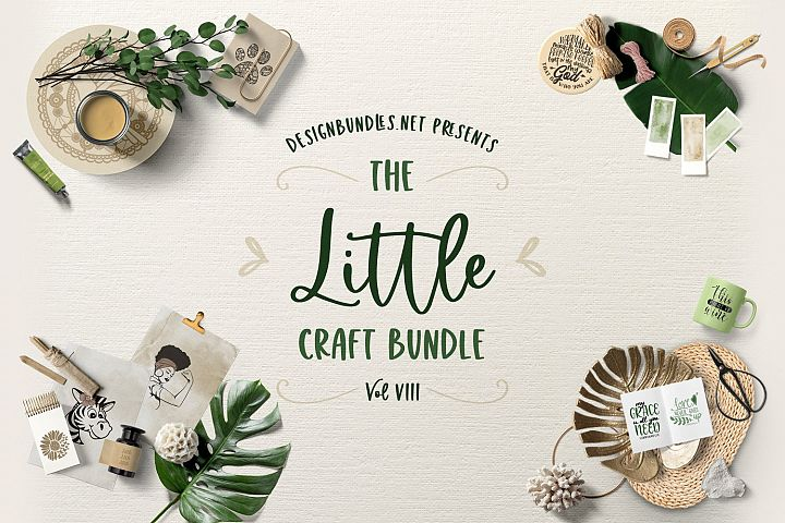 The Little Craft Bundle VIII