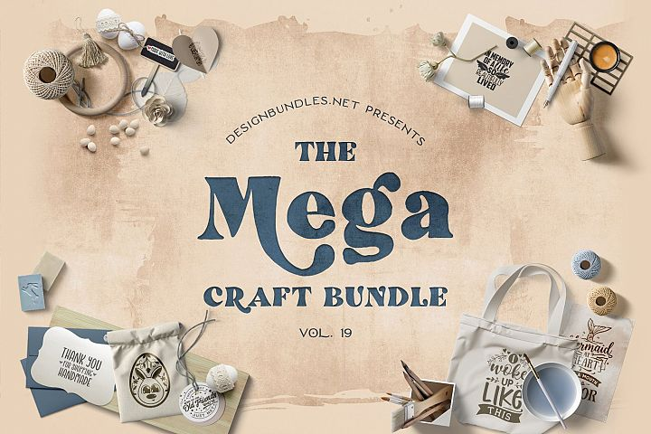 The Mega Craft Bundle 19