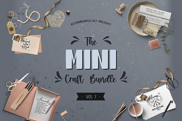 The Mini Craft Bundle Volume 7