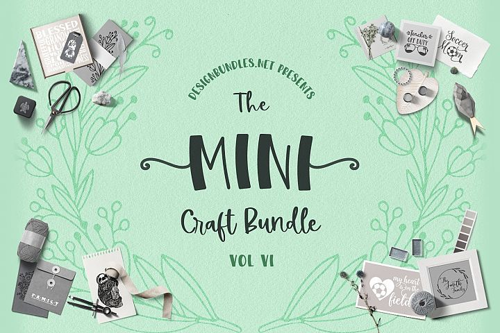 The Mini Craft Bundle VI