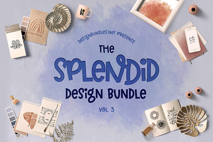 The Splendid Design Bundle Volume 3