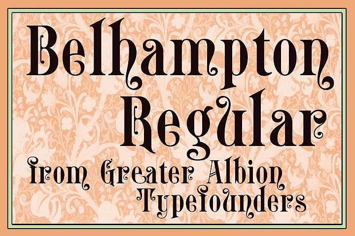 Belhampton Regular