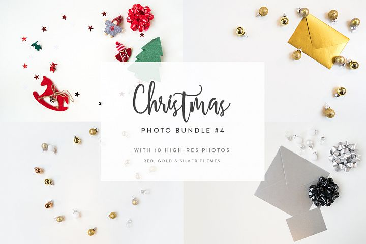 Christmas Photo Bundle #4