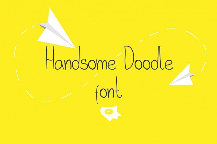 Handsome Doodle