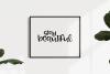 Joy & Hugs Handwritten Script Font - with doodle extras! example image 13