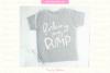 Pregnancy svg, pregnant svg, maternity svg, maternity shirt example image 1