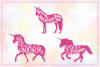 Unicorn SVG Bundle - The Complete Craft Collection example image 6