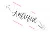 Zerica Script example image 4