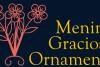 Menina Graciosa Ornaments example image 5