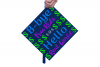 Bye Free Ride, Hello Real World- A Graduation Hat SVG example image 3