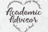 Academic advisor svg - a college advisor svg for crafters example image 2