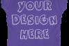 Toddler Gilrs Flat Jersey T Shirt Mockups - 17 example image 13