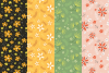 Floral Pattern Collection example image 3