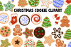 Christmas Cookie Clipart example image 1