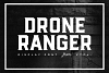 Drone Ranger Display Font example image 1