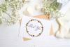15 Vintage Wedding Geometric Frames, Wedding Floral Frames example image 6