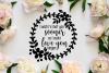 I Wish I'd Met You Sooner svg, wedding engagement sign svg example image 2