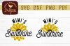 Sunflower SVG Bundle example image 12