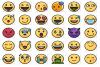 Emoji contour fill example image 1