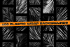 200 Abstract geometric shapes & Plastic wrap backgrounds example image 4