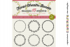 FLORAL MEGA BUNDLE 30 wreath, laurel, heart leaf frames SVG example image 2