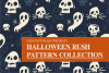 Halloween Rush Pattern Collection example image 1