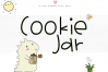 Cookie Jar - A Cute Handwritten Font example image 1