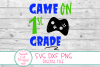 Back To School SVG Bundle, First Day At School SVG, Game On example image 5