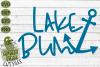 Lake Bum Anchor SVG example image 2