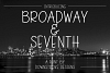 Broadway & Seventh Font example image 1