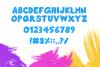 Burly Typeface example image 2